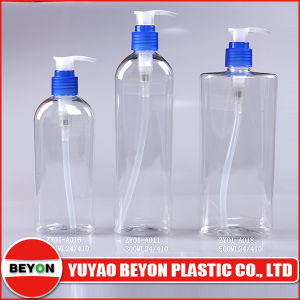 Empty 500ml Pet Shampoo Bottle-Oval Shape (ZY01-A018) pictures & photos