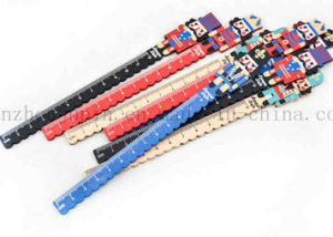 OEM Hot Sale Cute Cartoon Wooden Straight Ruler pictures & photos