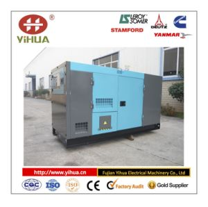 Foton Isuzu (denyo design) Soundproof Diesel Power Generator Set pictures & photos