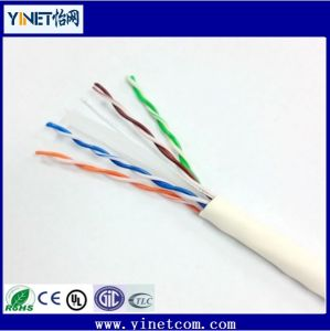 Fluke Test UTP CAT6 Copper LAN Cable China Cable Manufacturer pictures & photos