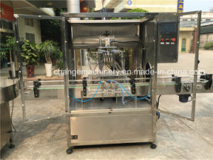 Auomatic Dishwash Liquid Filling Capping Labeling Processing Machine pictures & photos