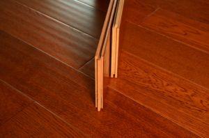 Hardwood Floor Multi-Solid Wood Flooring for Living Room/Bed Room/Children Room pictures & photos