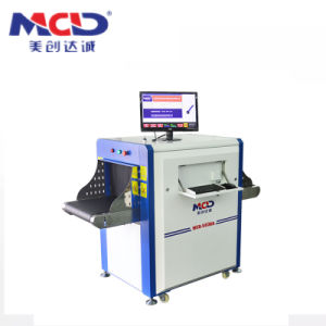 Security X-ray Baggage Scanner for Hand Bag or Parcel with Small Tunnel/ Chinese Practical Airport Scanner Machine Mcd-5030A