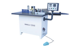 Woodworking Manual Edge Banding Machine with Curve Edge Banding Function pictures & photos
