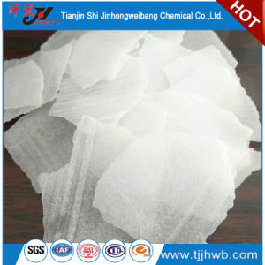 99% Caustic Soda Flakes for Soap Making pictures & photos