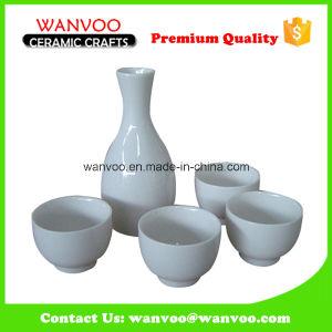 Beautiful Handmade Porcelain Japaness Sake Set pictures & photos
