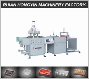 High Speed Semi -Automatic Plastic Thermoforming Machine (HY-510580B) pictures & photos