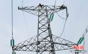 330kV Transmission Tower Project pictures & photos