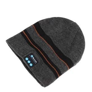 Soft Plain Bluetooth Music Beanie pictures & photos