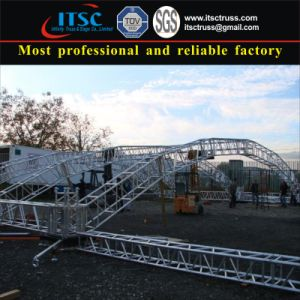 24X18X10m Heavy Duty Arc Roof Truss for Stage Lighting pictures & photos