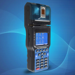 POS Terminal with Pinpad, Biometric Function, Card Reader (CP12) pictures & photos