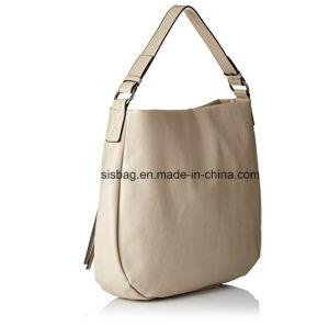 Designer Beige Color Dumpling Bag Women Shoulder Bag pictures & photos