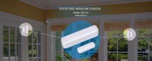 Smart Z-Wave Wireless Door Window Alarm Magnetic Sensor pictures & photos