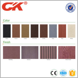 Changzhou WPC Decking, Cheap Hollow Composite Decking pictures & photos