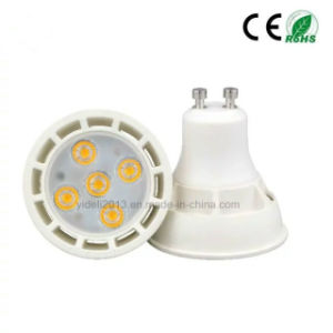 New 2017 Dimmable 5W 60degree LED Downlight GU10 Bulb pictures & photos