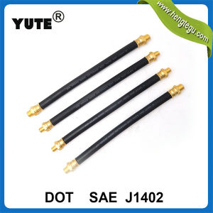 Rubber Hose DOT Approved 1/2 Inch Fmvss106 Brake Hose pictures & photos