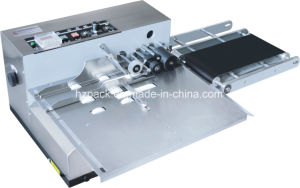 Paging Machine for PE Bags, Paper Box, Paper Tape, Label, IC Cards, IP Cards pictures & photos