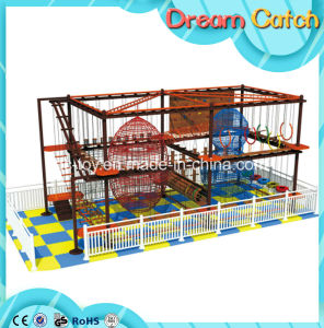 Children′s Playground Rope Net Climbing Web Equipment pictures & photos