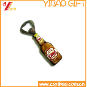 Metal Beer Bottle Opener Customed Logo (YB-HR-18) pictures & photos