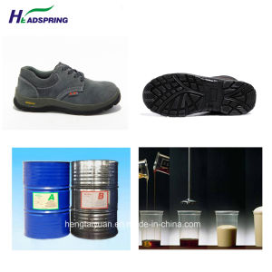 PU Resins Forl Shoe Sole Low Density and High Flexing Resistance a-8130/B-8260 pictures & photos