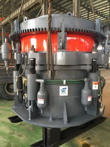 Metso Type Hydraulic Cone Crusher Hpy200 for Rock/Quarry/Mining pictures & photos