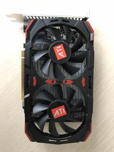 2017 Hot Sales AMD Radeon Rx460 DDR5 4GB PCI Express 3.0 Graphics Card pictures & photos