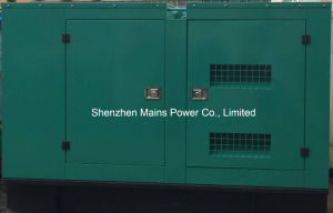 110kVA 88kw Deutz Standby Diesel Generator Enclosed Canopy Soundproof pictures & photos