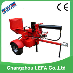 Industrial Gasoline Powered Log Splitter Manual Operation pictures & photos
