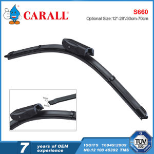 S660 4s Shop Bayonet 4*9mm Exclusive Use Auto Spare Parts Car Vision Saver Cleaner Quiet Smooth Passenger Driver Dedicated Wiper Blade pictures & photos