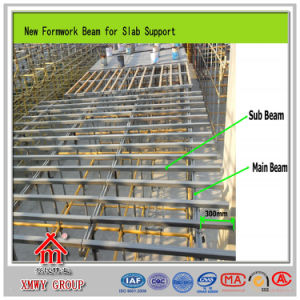 Q235 Metal Slab Formwork Steel I Beam for Concrete Brace pictures & photos
