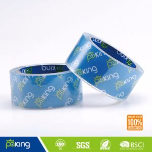 Hot Selling Super Clear Adhesive Low Noise BOPP Packaging Tape pictures & photos