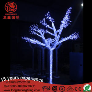 Waterproof LED Lighted ABS Tree for Garden Wedding Decoration pictures & photos