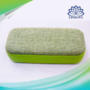Fabric Net design Stereo Sound 10W Portable Speaker pictures & photos
