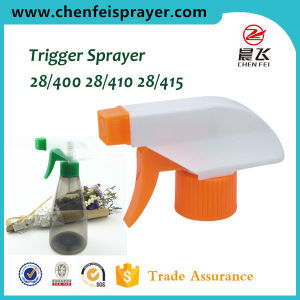 PP Handhold Pressure Plastic Trigger Sprayer for Cleaning