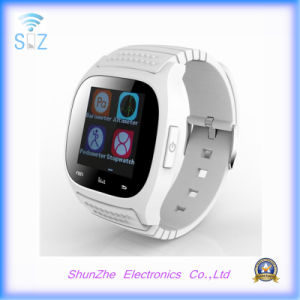 Fashion Andriod Smart Watch M26 with Multi-Function Bluetooth Phone Call Sport Monitor pictures & photos