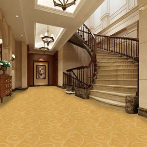High Quality Jacquard Wool Carpet pictures & photos