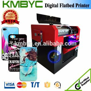High Resolution 5760*1440dpi Low Cost UV Phone Case Printer pictures & photos