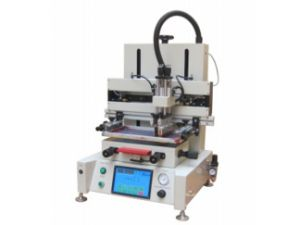 SX-2030T Manual Semi Auto Tabletop Flat Screen Printing Machine for Promotion Product