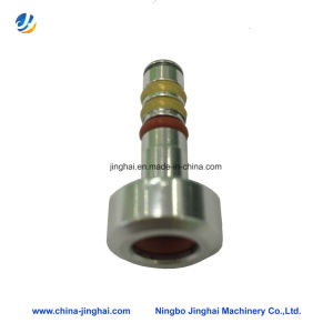 High Precision Customized Metal/Steel/Copper Fitting of CNC Machining Parts pictures & photos