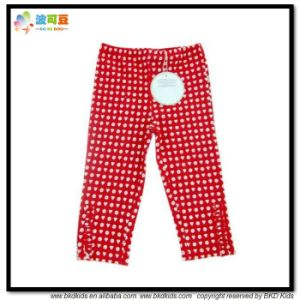 New Design Baby Apparel Dots Printed Infants Leggings pictures & photos