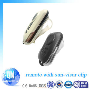 China Qinuo New Product Unviersal Sun Visor Clip Garage Door Qn-Rd283X Good Universal Remote Codes pictures & photos