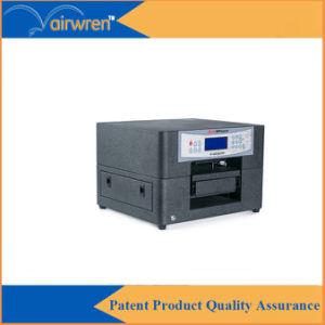 Desktop T-Shirt Printing Machine Digital DTG Textile Printer with A4 Size pictures & photos