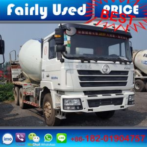 Used 6X4 F3000 Shacman Mixer Truck for Sale