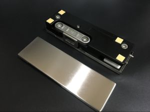 Ks-010d Mirror Cover Bottom Patch Fitting for Floor Hinge pictures & photos