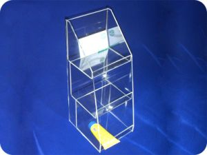 Customize Clear Desktop Acrylic Display Cosmetic Organizer pictures & photos