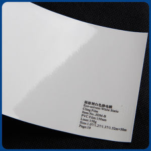 Eco Solvent Materials White Static Cling Film pictures & photos