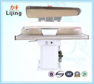 Laundry Equipment Steam Heating Press Iron for Garment Factory with ISO 9001 System pictures & photos