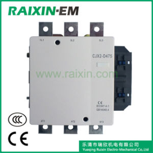 Raixin New Type Cjx2-D475 AC Contactor 3p AC-3 380V 265kw pictures & photos