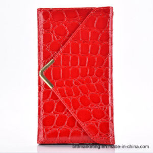 Crocodile Pattern PU Leather Mobile Phone Case for iPhone7/7plus/6s/6splus etc pictures & photos