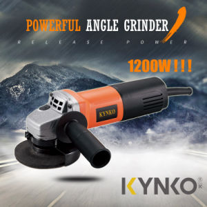 Kynko 1200W 100/115/125mm Electric Angle Grinder (S1M-KD57-100) pictures & photos